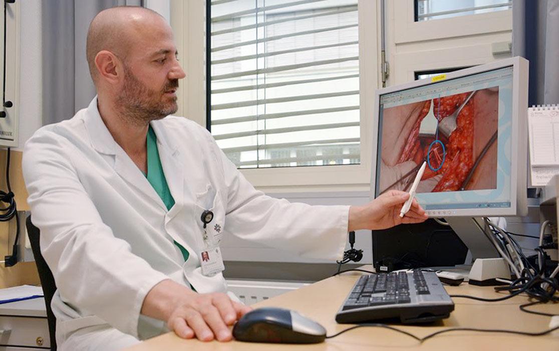 Dr. Gernot Köhler Hernienchirurgie