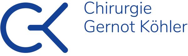 Logo des Chirurgen Dr. med. Gernot Koehler