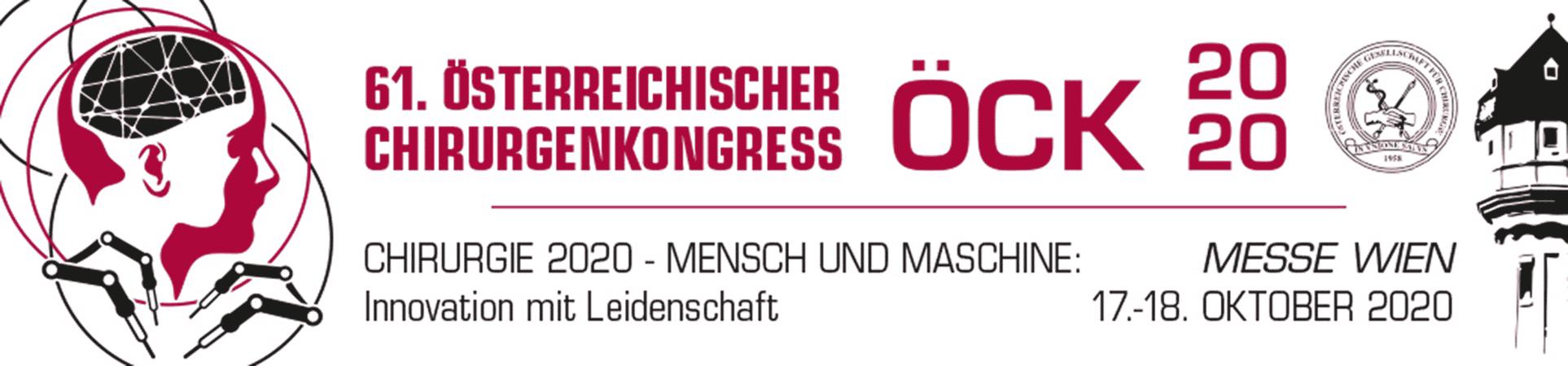 Köhler gleich mit 5 Vorträgen und Vorsitz am Chirurgenkongress aktiv