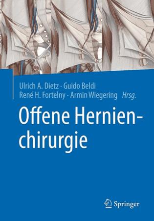 Köhler als Co-Autor im neuen Standardwerk zur Hernienchirurgie